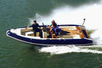 barca a motore : barca open entrobordo side consolle (tender per yacht) T/T S/Y ANAKENA McMullen &amp; Wing