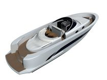 barca a motore : barca open entrobordo (tender per yacht, prendisole) WAKE TENDER Wayachts