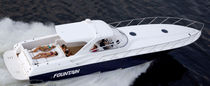 barca a motore : cabinato hard-top 48 EXPRESS CRUISER Fountain Powerboats