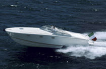 barca a motore : cabinato (lobster, sportivo, 1 cabina) T38 SPORT Tornado Marine