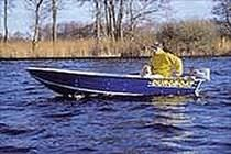 barca a motore : canotto in alluminio 12D Duroboat