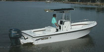 barca da pesca sportiva : barca open fuoribordo (T-Top) 2300CCX May-craft