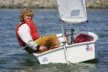deriva da classe ISAF : OPTIMIST CLUB RACER McLaughlin Boat Works