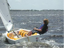 deriva da classe ISAF : OPTIMIST INTERMEDIATE RACER McLaughlin Boat Works