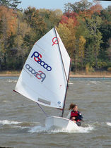 deriva da classe ISAF : OPTIMIST XTREME Performance sailcraft 2000