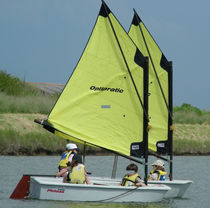 deriva per bambino : OPTIMIST OPTIPRATIC Phil&eacute;as Boats
