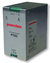 generatore AC per barche PT502 SERIES (80 - 124 W) Powerbox AS 
