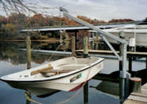 gru per pontile &lt; 0,5T  Magnum Boat Lifts