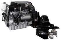 motore per barca da diporto : entrobordo diesel 200 - 300 cv (common-rail, turbo con geometria variabile) FNM HPEP 250 Fnm Marine - CMD