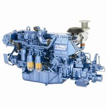 motore nautico commerciale: entrobordo diesel 300 - 500 cv (common-rail, turbo) UM6HK1WM-AB (224 KW @ 2400 RPM) Isuzu motors