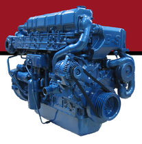 motore per barca : entrobordo diesel 100 - 200 cv (common-rail, turbo) 44 CTIM (136 hp @ 2200 rpm) Agco SisuPower Inc