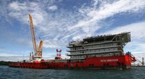 nave speciale: chiatta da lavoro  Nam Cheong Dockyard Sdn Bhd 
