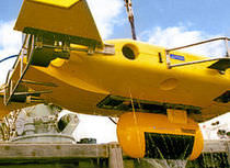 sonar per ROV / AUV (multibeam)  Materials Systems Inc