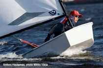 vela per deriva (Optimist)  WB-Sails