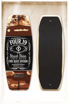 wakeskate FOUR.19 CWB Board Co.