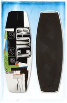 wakeskate DECK CWB Board Co.
