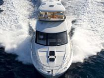 yacht di lusso : motor-yacht con fly 541 SEDAN Meridian Yachts