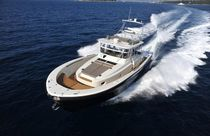 yacht di lusso : motor-yacht lobster BG60' Blue Game