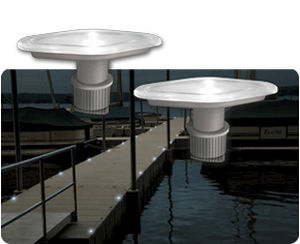 Illuminazione per pontile tutti i produttori del settore nautico
