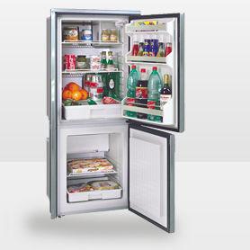 Frigorifero con congelatore in acciaio inox - Tutti i produttori ...