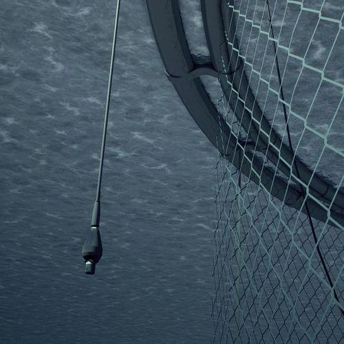 sensore di temperatura / di profondità / di ossigeno / per acquacoltura