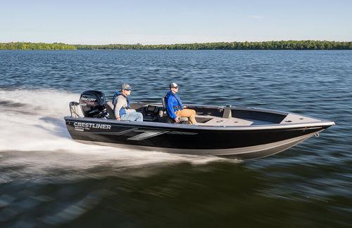 bay boat fuoribordo / da pesca sportiva / max. 6 persone