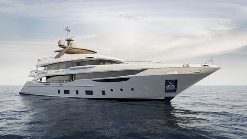 super-yacht da crociera - Benetti