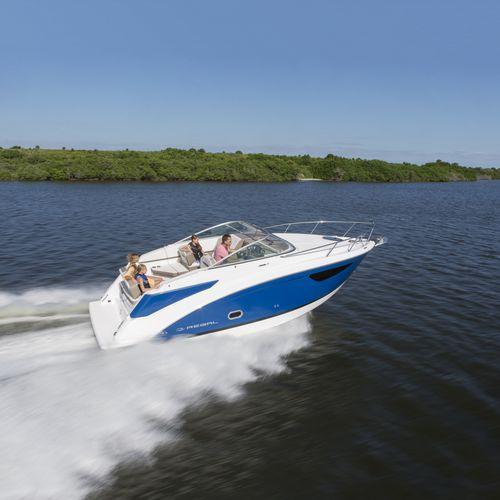 Cabin-cruiser entrobordo / open 26 Express Regal