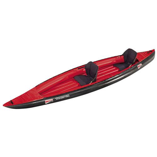 kayak a ponte / gonfiabile / da turismo / per acqua piatta