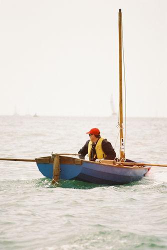 lancia vela-remi tradizionale