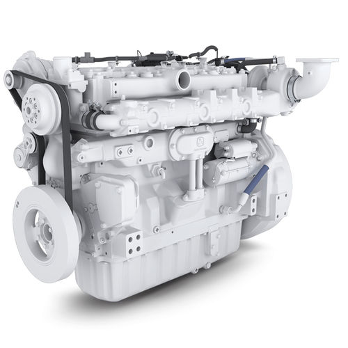 motore per barca professionale / entrobordo / ausiliare / diesel