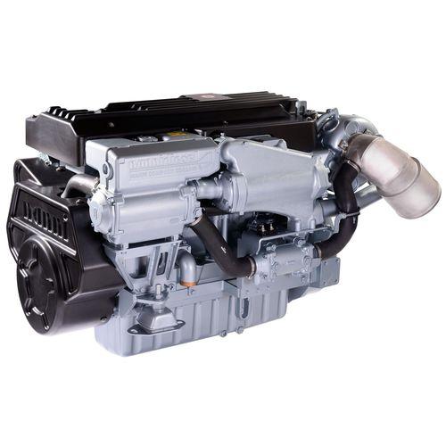 Motore per barca professionale / entrobordo / diesel / common-rail N9.380 CR2 Nanni Industries