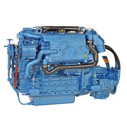 Motore per barca professionale / entrobordo / diesel / turbo N4.65 Nanni Industries