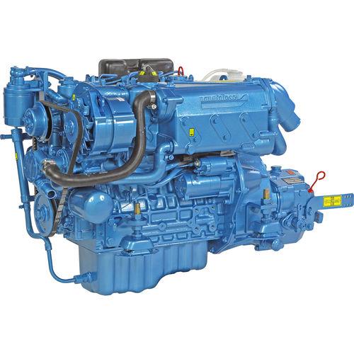 Motore per barca professionale / entrobordo / diesel / ad iniezione indiretta N4.38 Nanni Industries