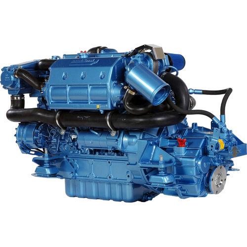 Motore per barca professionale / entrobordo / diesel / ad iniezione diretta N4. 115  Nanni Industries