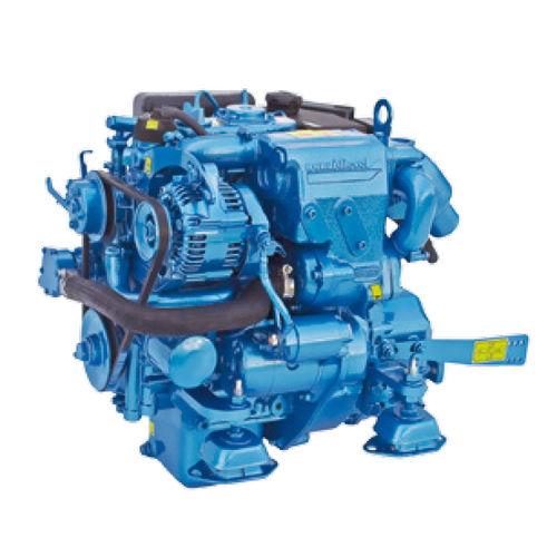 motore per barca professionale / entrobordo / diesel / ad iniezione indiretta
