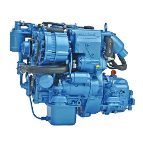 Motore per barca professionale / entrobordo / diesel / ad iniezione indiretta N2.14 Nanni Industries