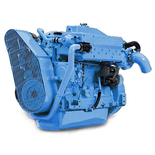 Motore per barca professionale / entrobordo / diesel / common-rail N6.270 E Nanni Industries