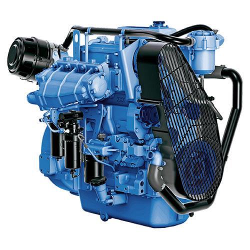Motore per barca professionale / entrobordo / diesel / common-rail N5.160 CR2 Nanni Industries