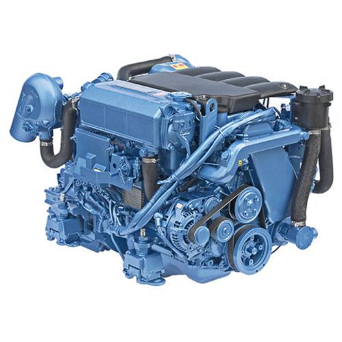 Motore entrobordo / diesel / common-rail / turbo T4.270 Nanni Industries