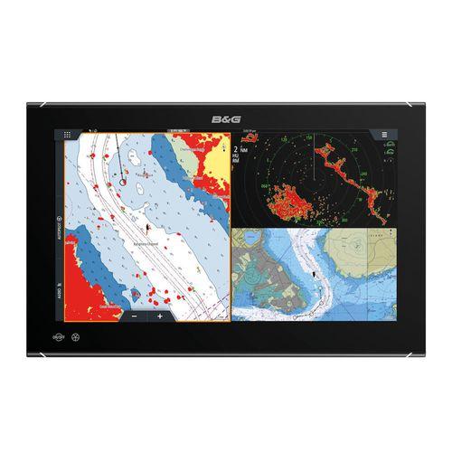 display per barca a vela / multifunzione / digitale / touch screen
