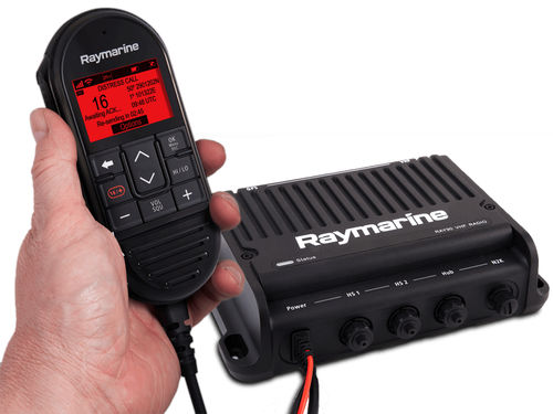 radio per barca - Raymarine