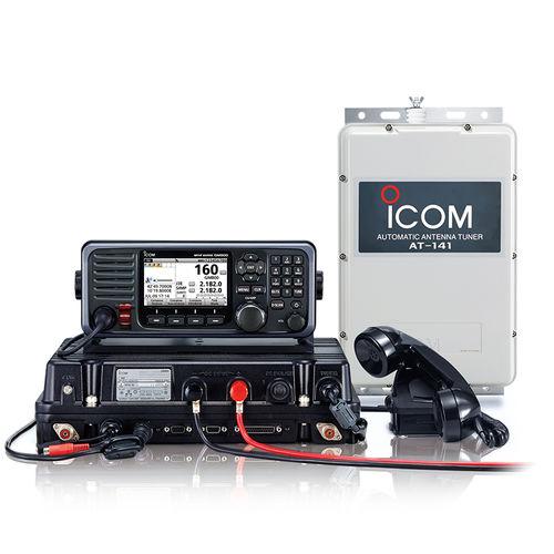 radio marina / fissa / VHF / HF