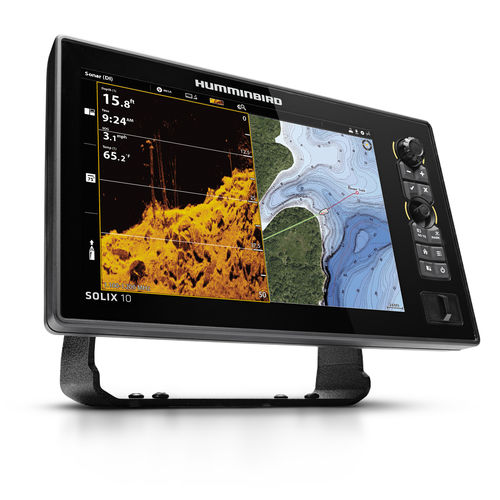 per sonar / GPS / AIS / marino chartplotter
