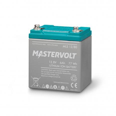 Batteria marina 12V / litio / ioni MLS 12/80 Mastervolt