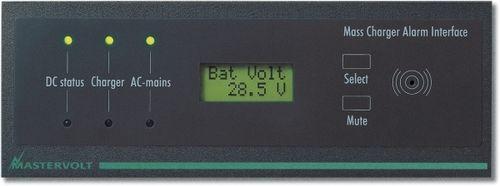 sistema di sorveglianza e allarme per barca / amperometro / per caricabatteria
