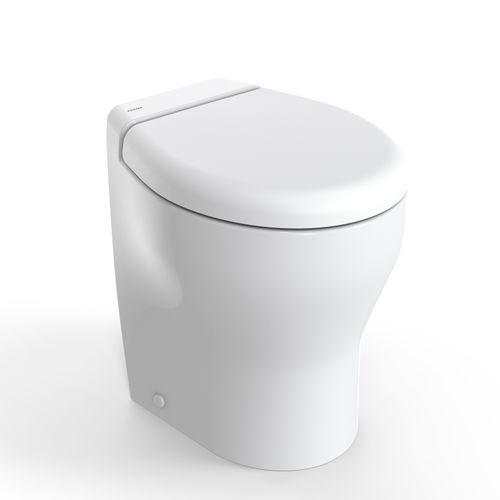 WC marino / con frantumatore / standard / in ceramica