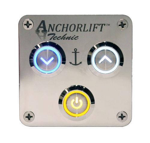 Quadro di comando per barca / salpa ancore 90803 Anchorlift