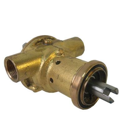 pompa per barca / di raffreddamento motore / ad acqua / a rotore