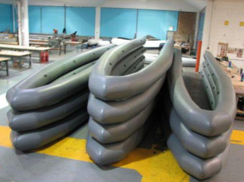 galleggiante per gommone gonfiabile